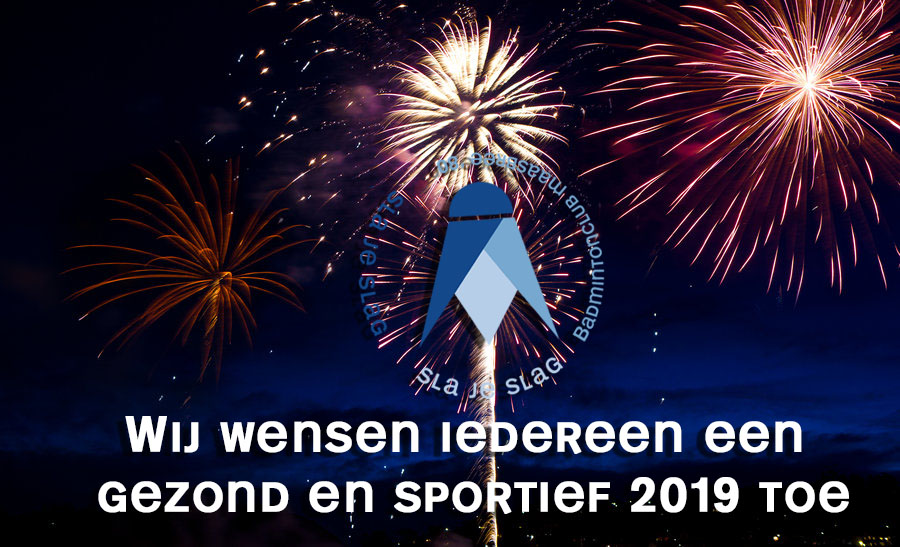 Nieuwjaarswens 2019 Nieuws Sportvereniging Maasbree Sport